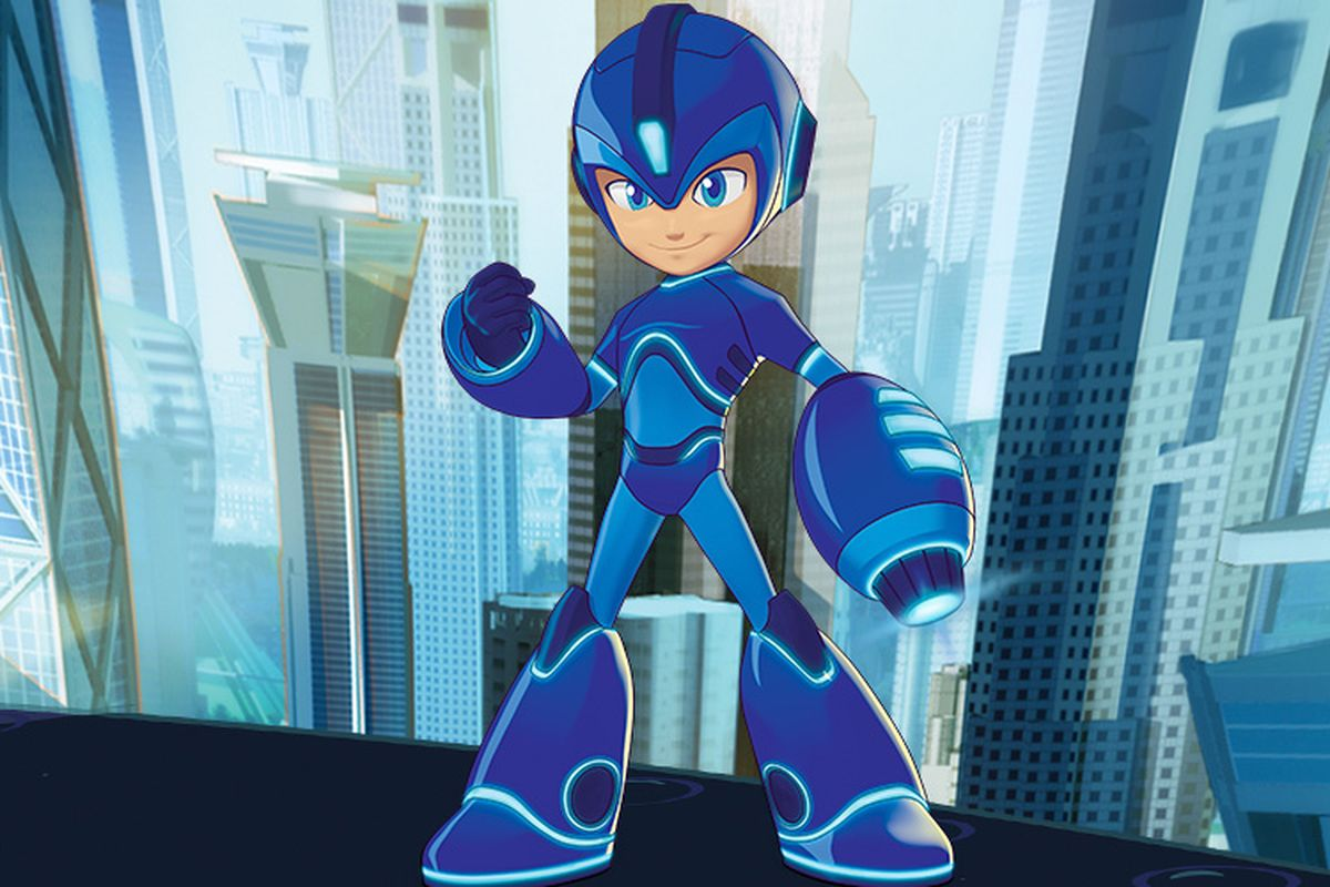 DHX's Mega Man joins Cartoon Net