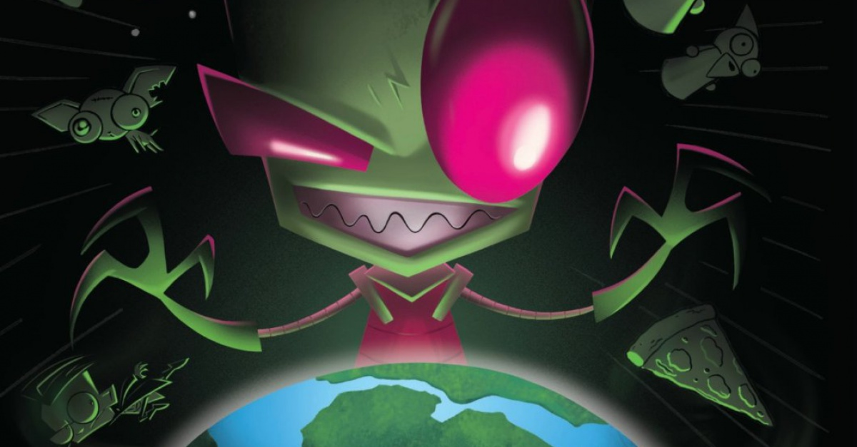invader zim is making a comeback