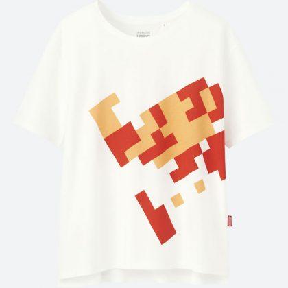 Uniqlo Mario T Shirt 2 Front