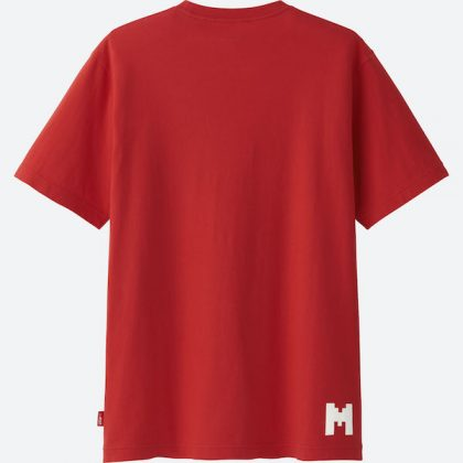 Uniqlo Mario T Shirt 1 back