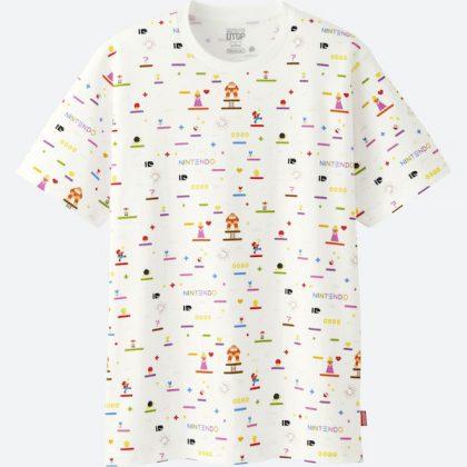 Uniqlo Donkey Kong T Shirt 1 Front
