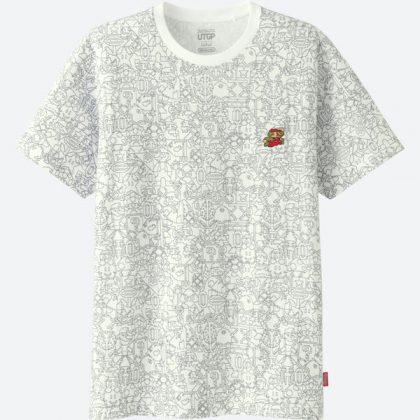 Uniqlo Mario T Shirt 9 Front