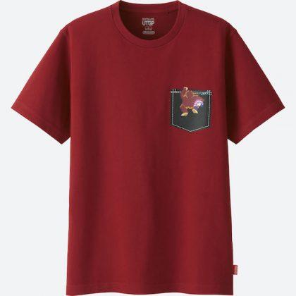 Uniqlo Donkey Kong T Shirt 2 Front
