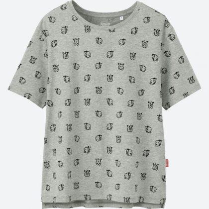 Uniqlo Pokemon T Shirt 2