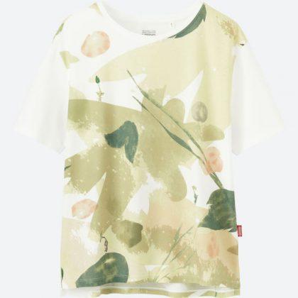 Uniqlo Nintendo T Shirt 2 front