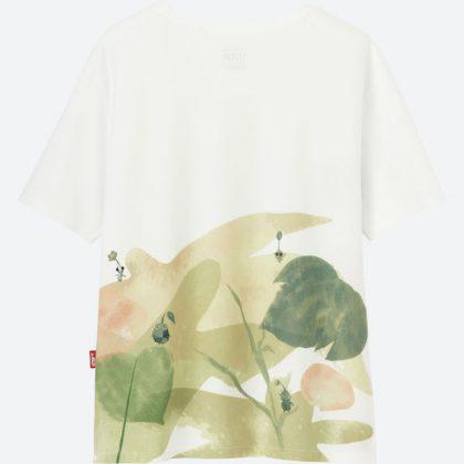 Uniqlo Nintendo T Shirt 2 back