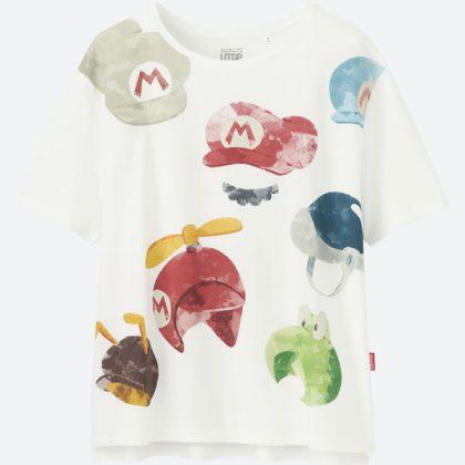 Uniqlo Mario T Shirt 3 Front