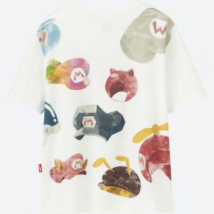 Uniqlo Mario T Shirt 4 back