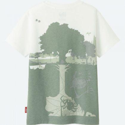 Uniqlo Zelda T Shirt 2 back