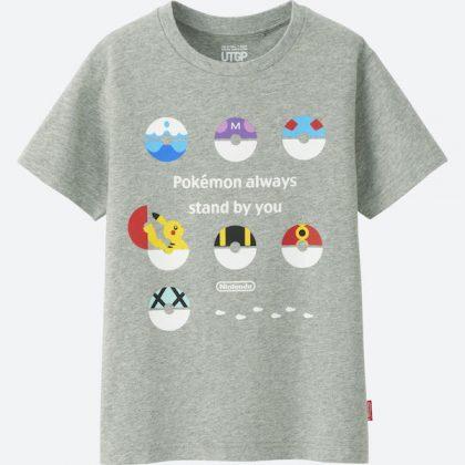 Uniqlo Pokemon T Shirt 1