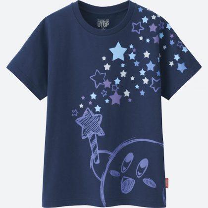 Uniqlo Nintendo T Shirt 1 front