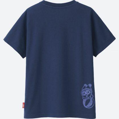 Uniqlo Nintendo T Shirt 1 back
