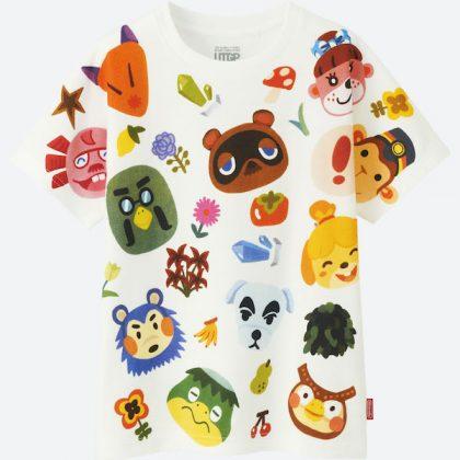 Uniqlo Nintendo T Shirt 3
