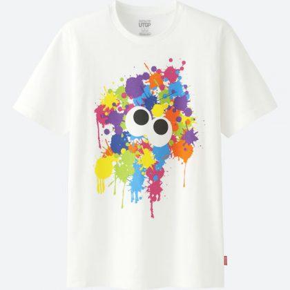 Uniqlo Nintendo T Shirt 4