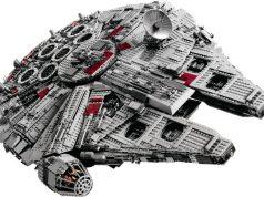 Star Wars UCS Millenium Falcon