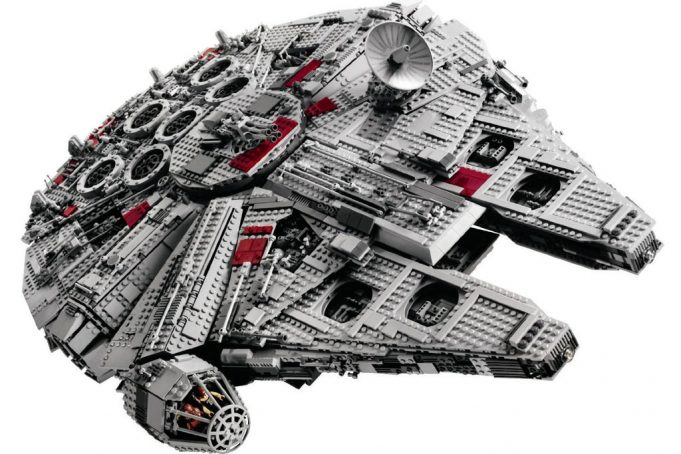 Star Wars UCS Millenium Falcon