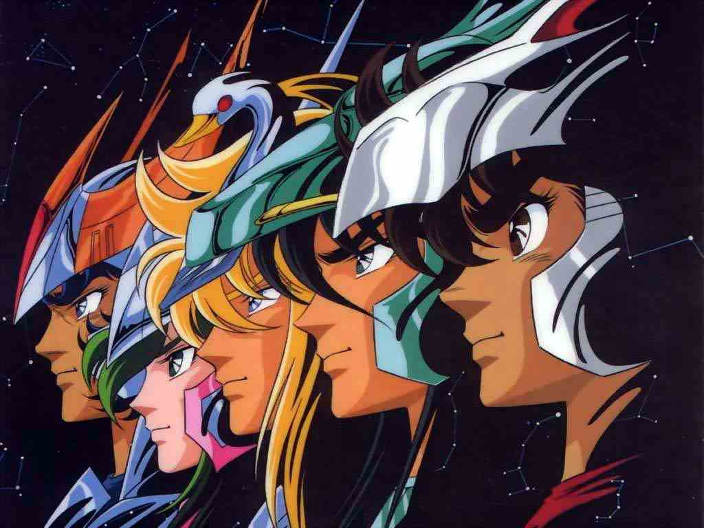 Saint Seiya is getting adapted into a live-action movie