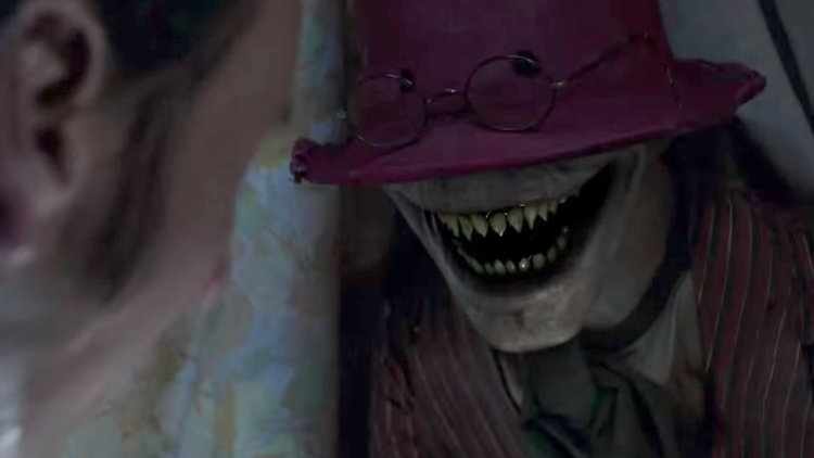 Coolest Hat Ever >> The Crooked Man from The Conjuring 2 is getting his very own spinoff