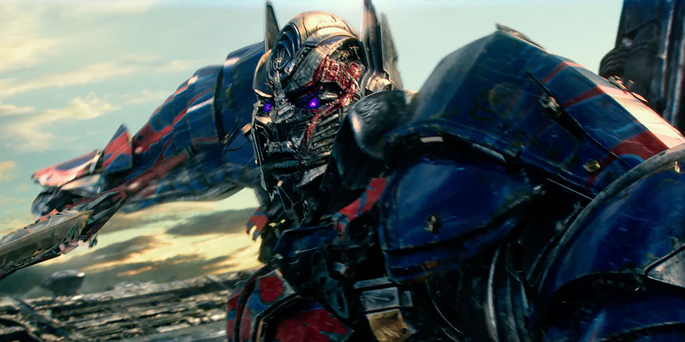 the latest transformers trailer is average