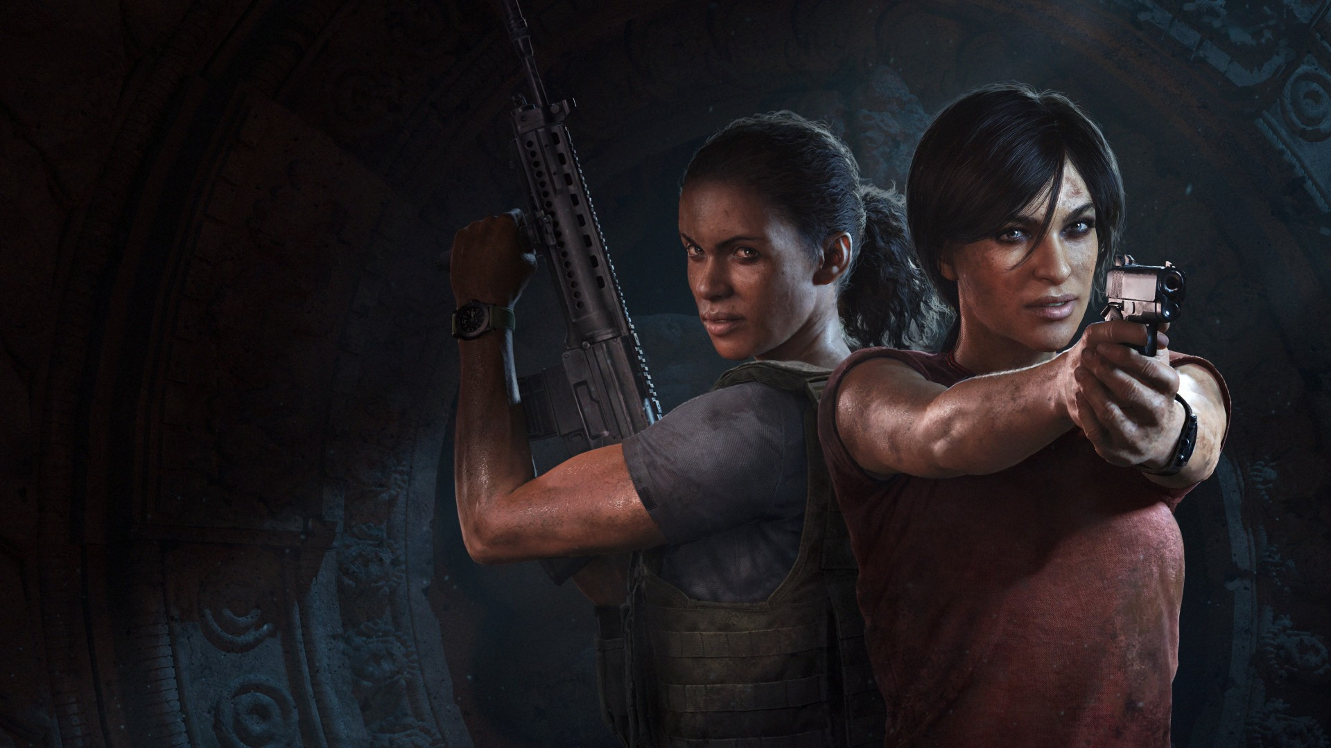 uncharted the lost legacy news