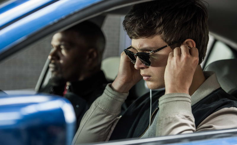 Baby Driver headphones