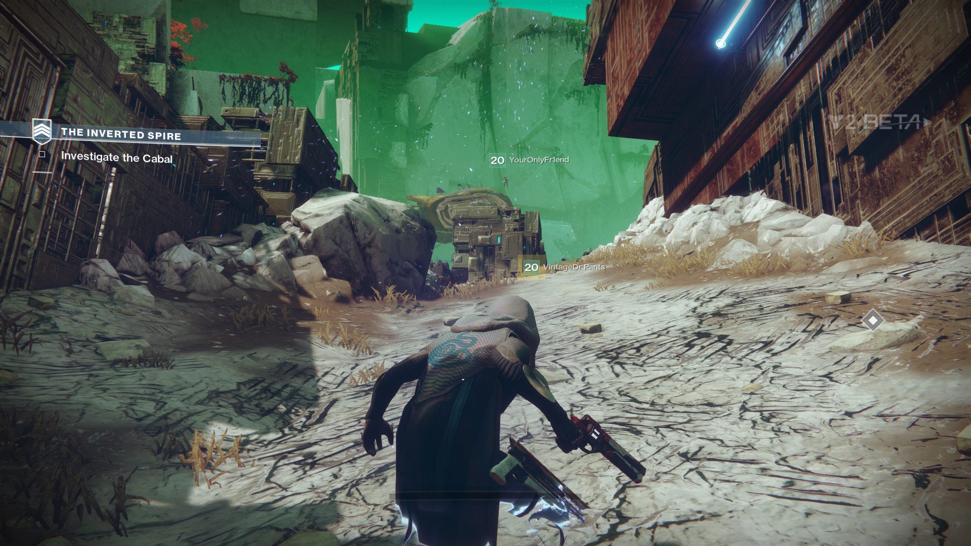 The Destiny 2 Beta will make you wonder why they bothered