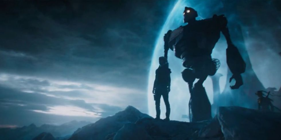 Steven Spielberg's Ready Player One trailer is one of the ... Best Player 2017 Movie Poster