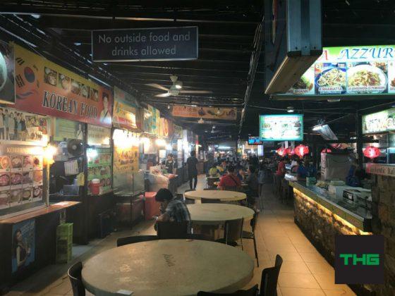 Asia Cafe SS15 inside area 1