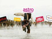Astro running away meme