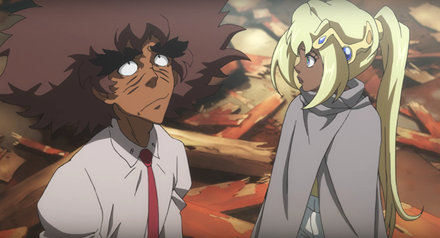Cannon Busters Animated Series Is Coming To Netflix