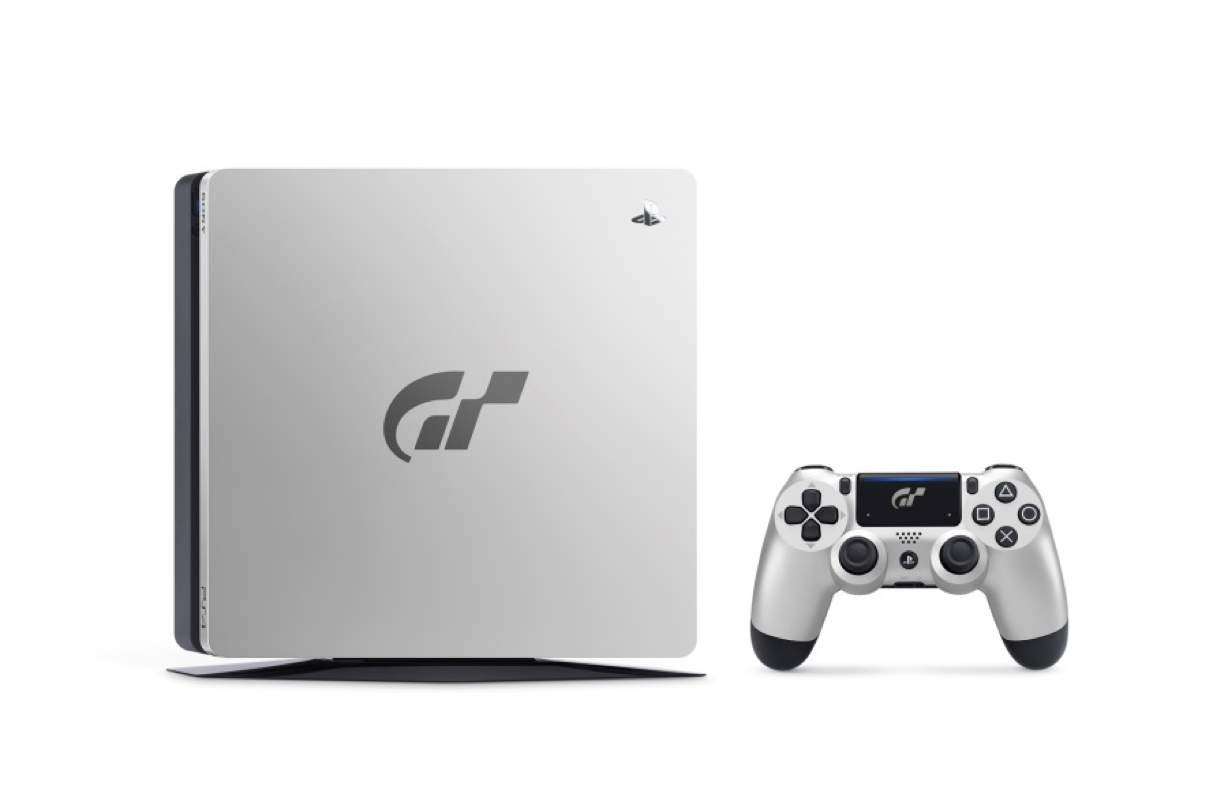 sony 39 s gran turismo sport limited edition ps4 bundle drops. Black Bedroom Furniture Sets. Home Design Ideas