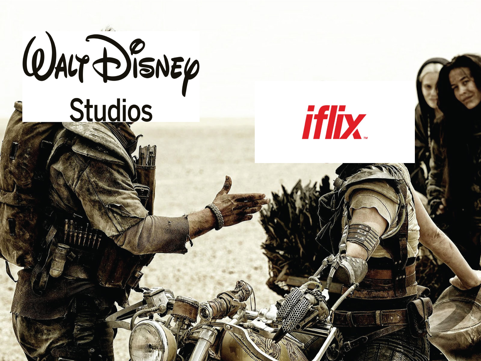 War of the streaming services: Iflix to start streaming