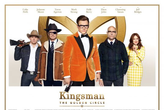 Kingsman The Golden Circle_2sht_MainKeyart