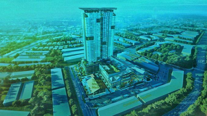 Taman Megah PPB redevelopment