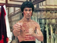 Bruce Lee movie in Malaysia