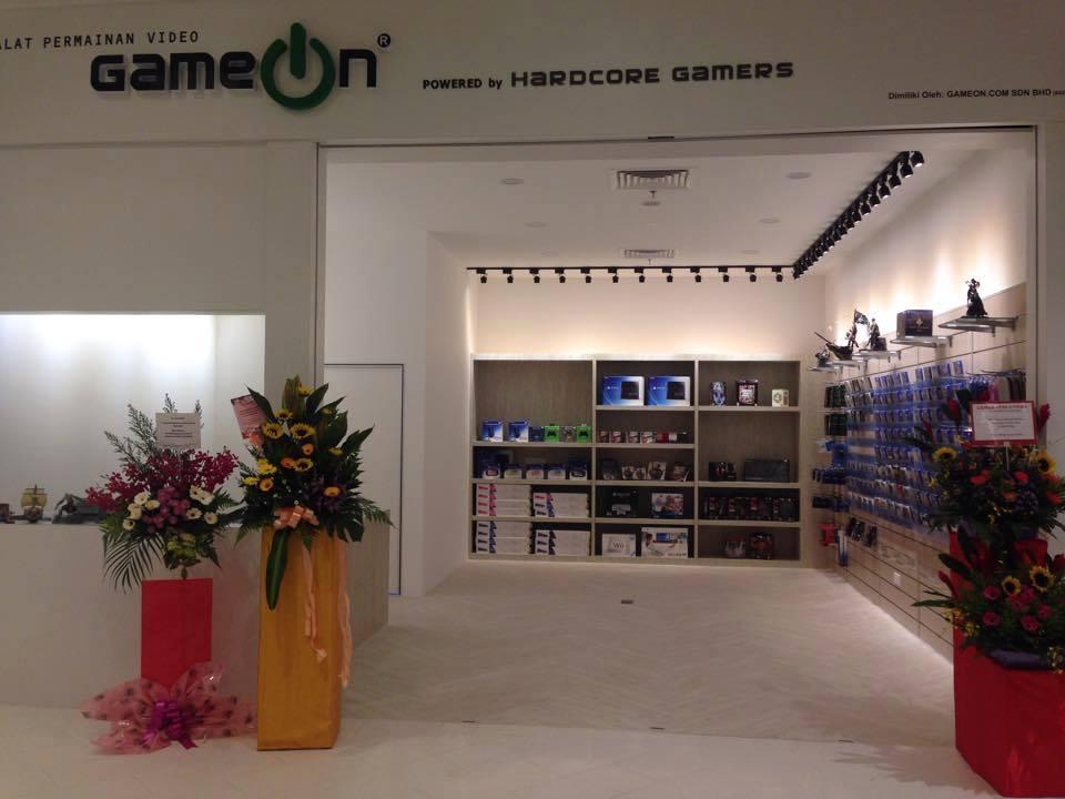 Gameon store