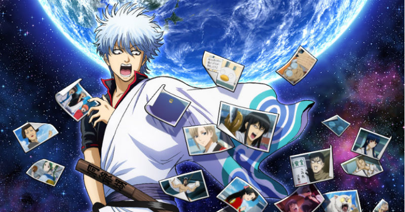 Gintama Sixth Season Fall 2017 main FB