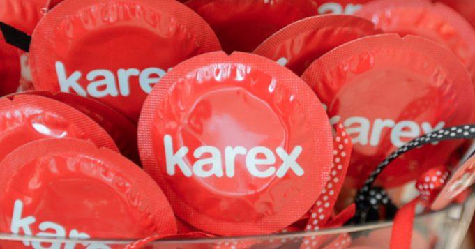 Nasi lemak condom company