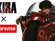 Akira x Supreme Collaboration