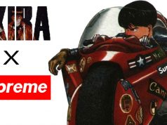 Akira x Supreme Collaboration