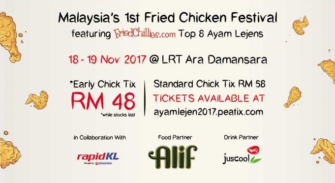 Ayam Lejen Festival details