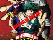 Boku no Hero One week break