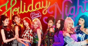 Girl GEneration Holiday night