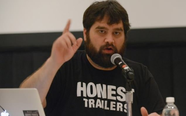 Honest trailers andy signore