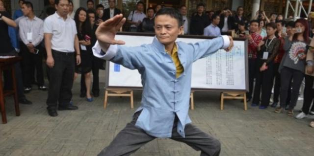 Jack ma tai chi kung fu movie