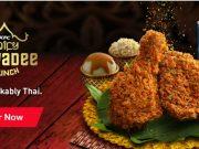 Spicy Sawadee Crunch KFC Malaysia