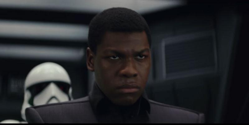 Star Wars The Last Jedi Finn