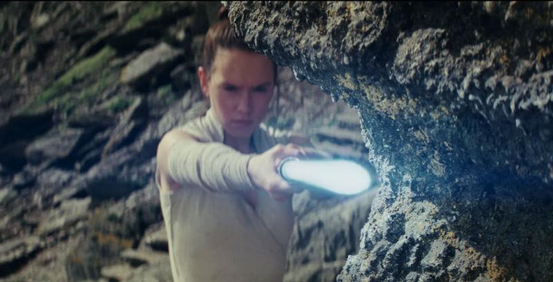 Star Wars Last Jedi Rey