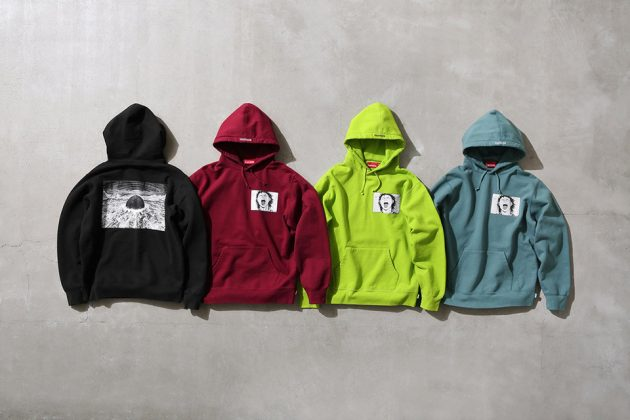 Supreme x Akira Hooded Sweatshirt collection 2