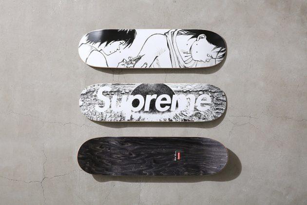 Supreme x Akira Skateboard deck